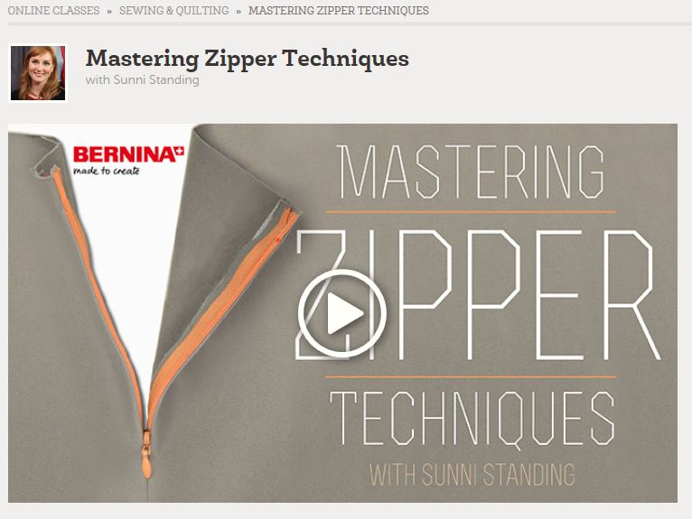 MasteringZippers