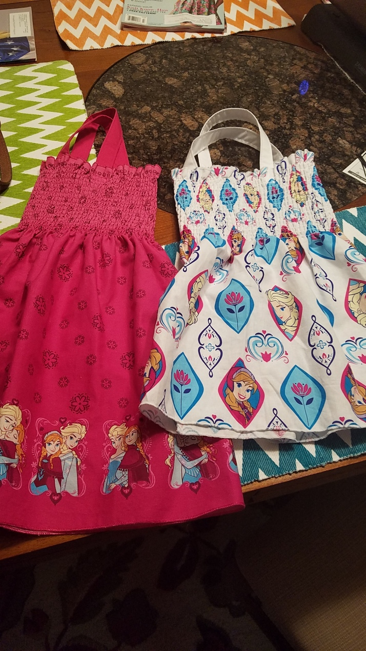 Disney Frozen Dresses